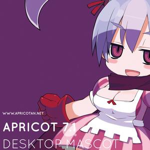 Apricot 7.1 + ゆりりののあ (パッケージ版)