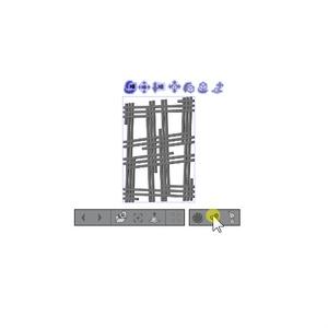 3D 立体シームレス升竹格子 素材集(クリスタ1.6.0~専用)