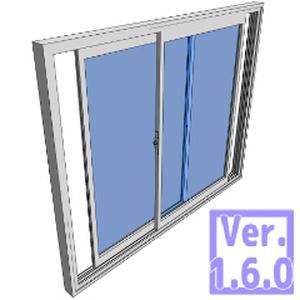 3D 窓(クリスタ1.6.0~用・コミスタ用)