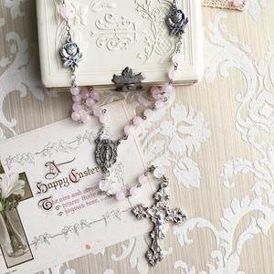【 ロザリオ 】オフェリア - Ophelia rose -