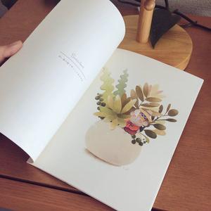 イラスト集「PLANt」