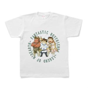 『召喚勇者とF系彼氏』オリジナルTシャツ2