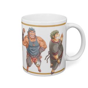 『召喚勇者とF系彼氏』オリジナルマグカップ2