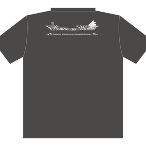 Roman so Words オリジナルTシャツ