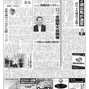 新三河タイムス第4693号(2017/08/24発行)