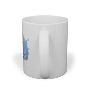 人魚 マグカップ