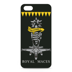 "VFA-27""Royal Maces"" iPhone5/SE用ケース"