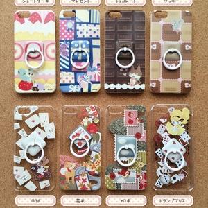 iphone5ケース+スマリング