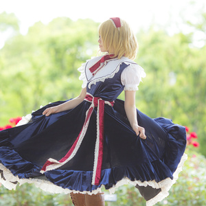 Alice in the secret garden