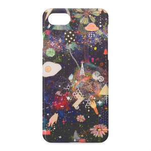 iPhoneケース / 夢中銀河