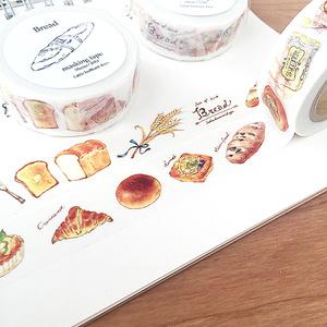 Bread masking tape
