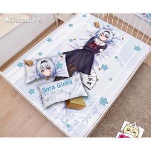 りゅうおうのおしごと! 空銀子 寝具 抱き枕周辺グッズ 尚萌=玉々 ccz00797-1