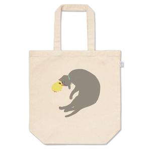 FUKUpiyo+nekoTOMO bag