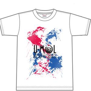 U-MolライブTシャツ(白)
