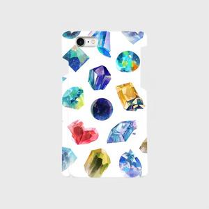 iPhoneケース/鉱物