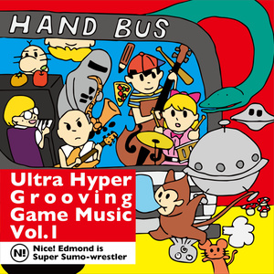 Ultra Hyper Grooving Game Music Vol.1