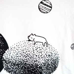Tシャツ 「ねむねむ」