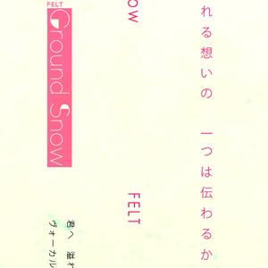 FELT-009 Ground Snow 【DL版】