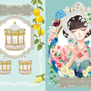 LOVE ALICE -fanciful cosmetic collection 2-