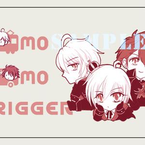 【アイナナ】TRIGGER ICカードステッカー
