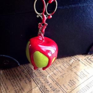 *魔女の青リンゴ*ハサミ/フォーク*