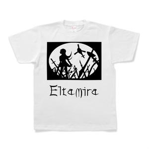 EltamiraTシャツ「仮想空間の目」
