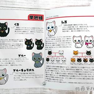 猫の毛柄図鑑