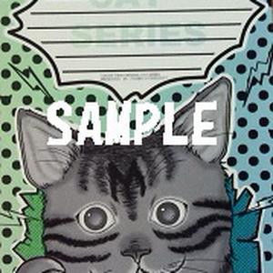 【便箋】LC-2:CAT SERIES2