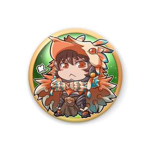 【缶バッジ】ネツァワルピリ