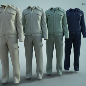 work jacket for G3M