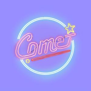 comet ♦ sticker
