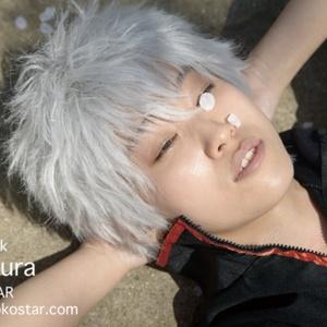 銀魂 銀時コスプレ写真集 「Ginzakura」