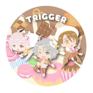 【アイドリッシュセブン】TRIGGER缶バッジA