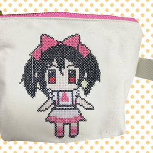 【ラブライブ!】矢澤にこ刺繍ポーチ