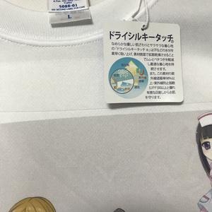 駅メモ ミニでんこTシャツ