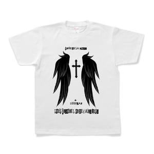 「死の大天使」Tシャツ・白ver