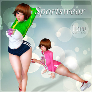 Sportswear for Haru Ver 1.0