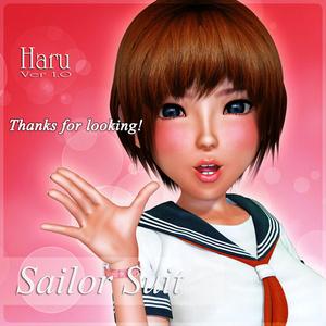 Sailor Suit for Haru Ver 1.0