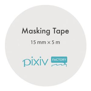 注意書きマスキングテープ