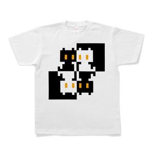 Tシャツ「ドットMew」