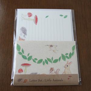 Letter Set Little Animals
