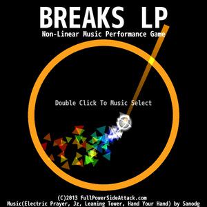 BREAKS LP for Windows(ゲーム,Win/Mac対応DLおまけ付き)
