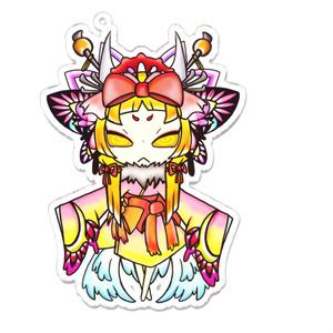 鬼姫-黄-