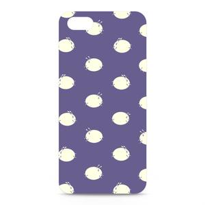 ブルーなりゃっ菌iPhoneカバー