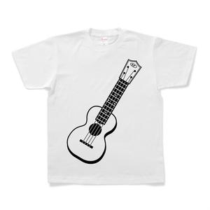 ウクレレ [Tシャツ]