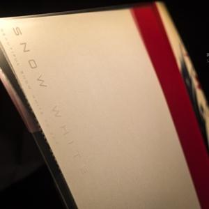 【新作】白雪 - クリアファイル