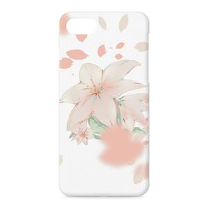 「花。」iPhoneケース