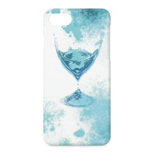 「水。」iPhoneケース