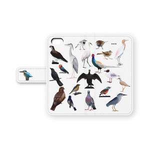 野鳥iPhoneケース