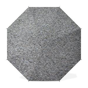 【傘】ひそめる傘【アスファルト】